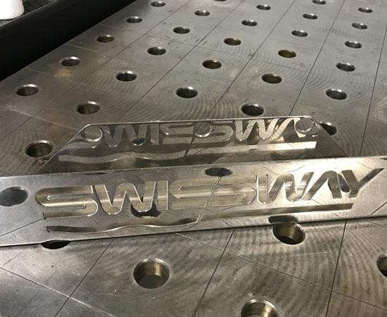 Swissway brand