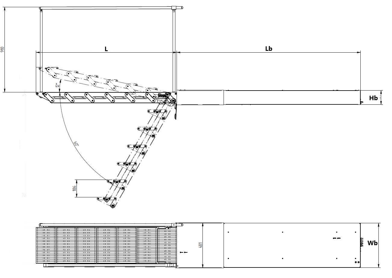retractable gangway swim ladder golden gate fix