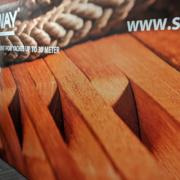 Swissway new presentation for METStrade 2018