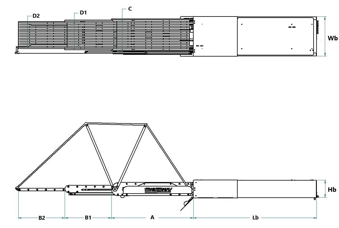 retractable gangway Sospiri v3