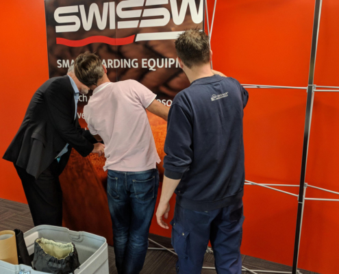 Swissway build up instruction new stand