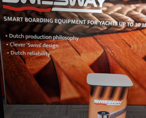 Swissway ready for METStrade2018