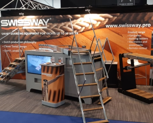 Swissway is attending Boot2020 in Düsseldorf